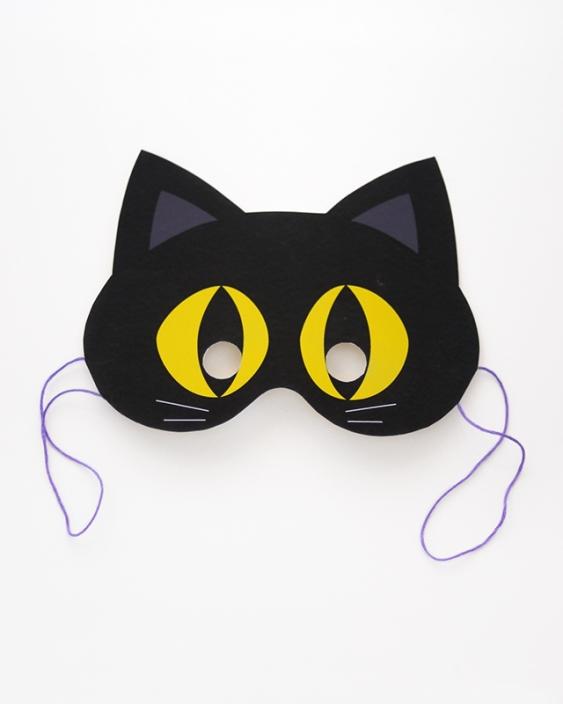 02. Делаем маски на Хэллоуин