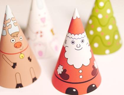 04. Новогодние бумажные игрушки