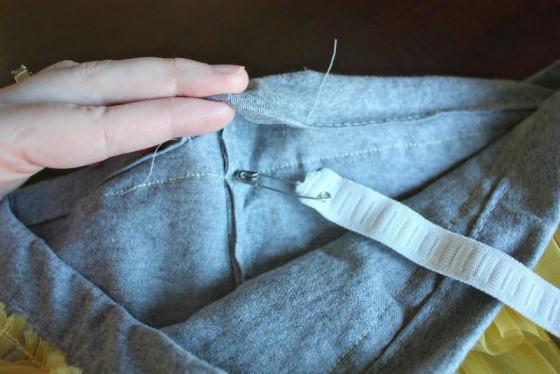 15_сшить юбку из фатина