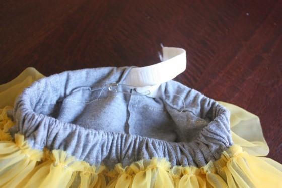 16_сшить юбку из фатина