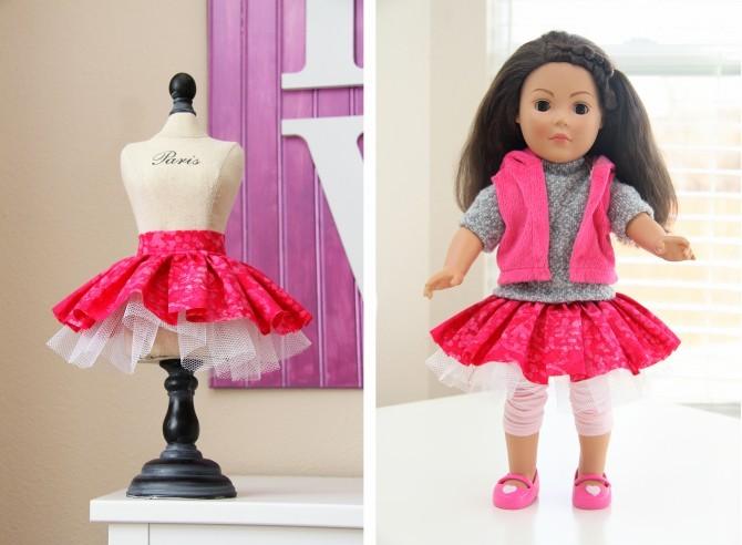 01. Одежда для кукол своими руками