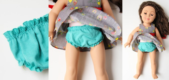 03. Как сделать одежду для кукол