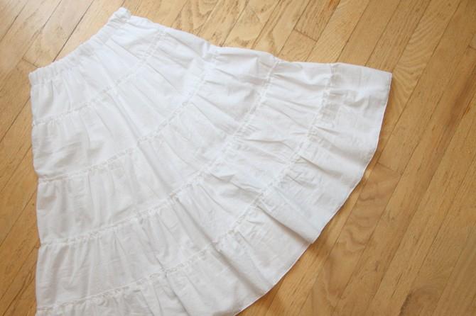 04. Как сшить юбку для девочки