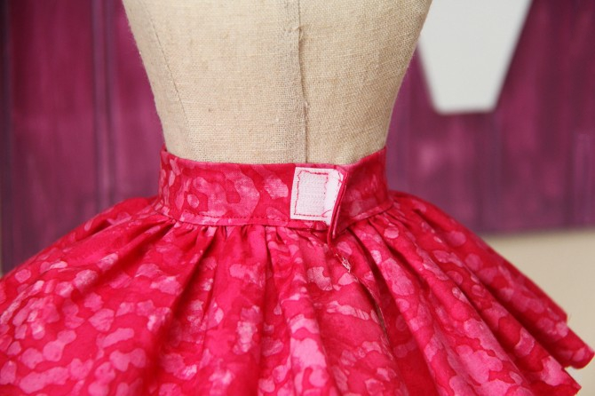 Нижняя юбка сшить своими руками