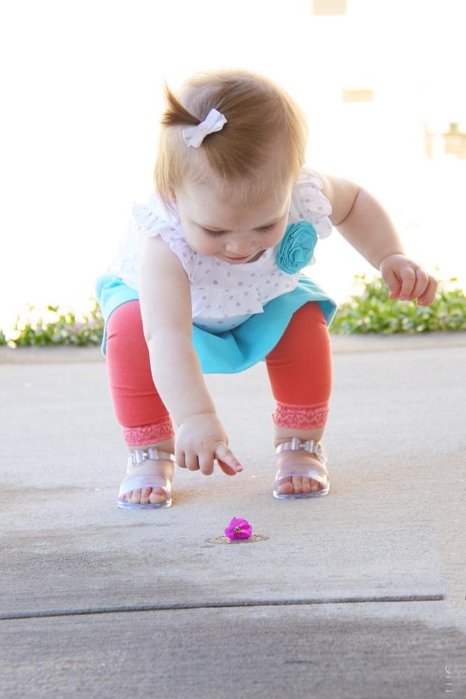 07. Сшить детское платье