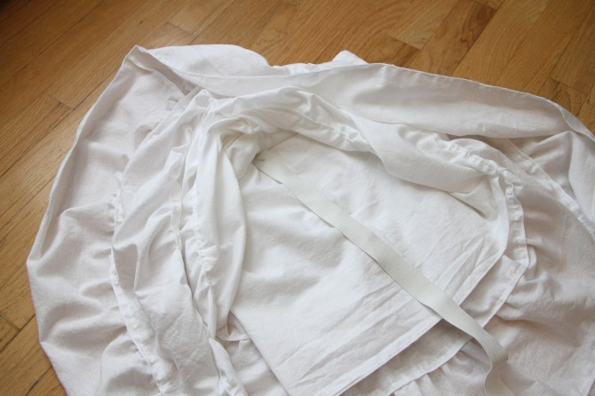 15. Как сшить юбку для девочки