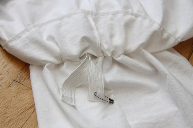 Многоуровневая юбка как сшить