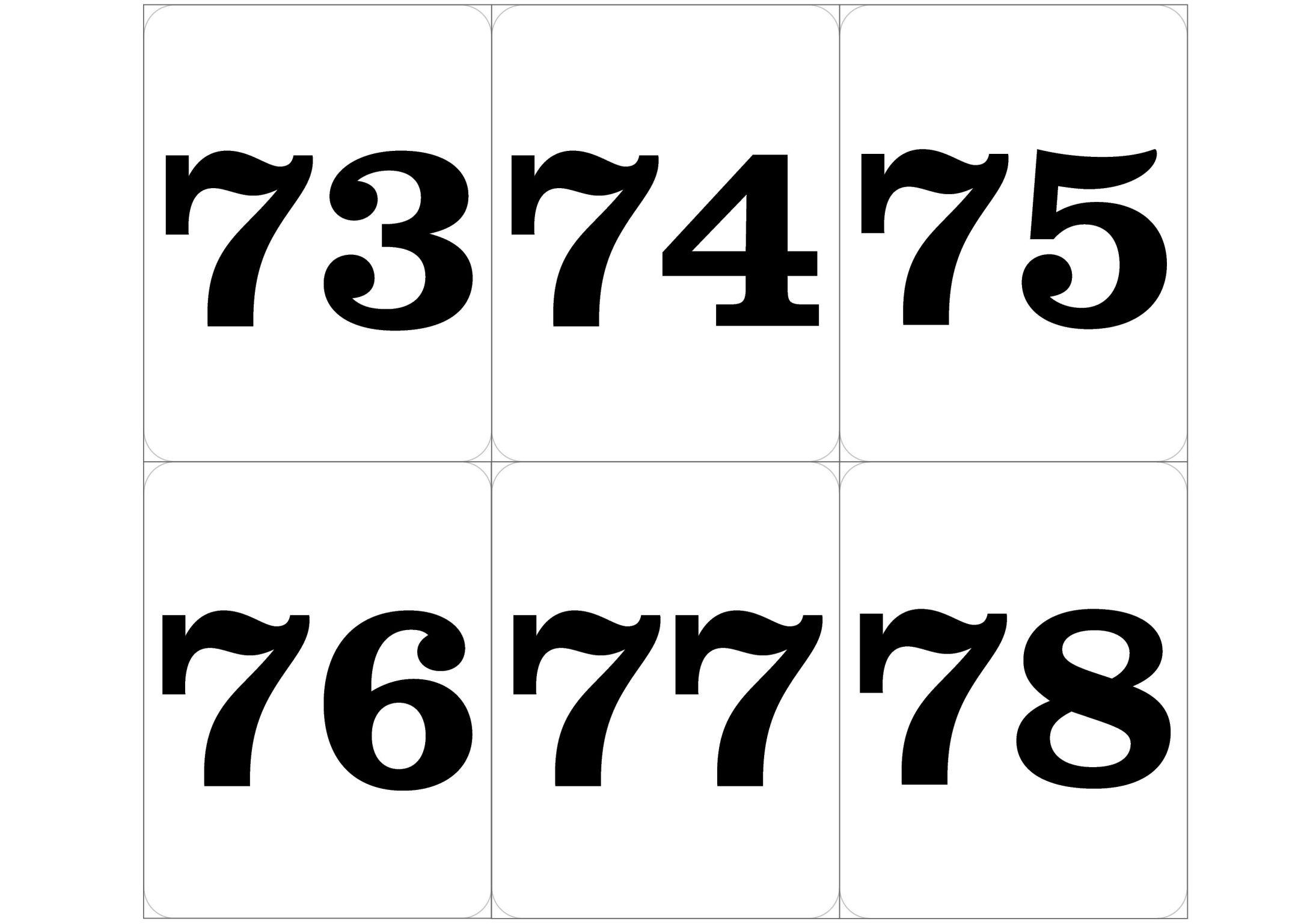 Знаки картинки для печати карточки черно белые