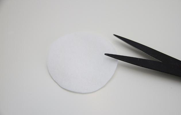 10. Как сделать цветы из ткани за несколько минут