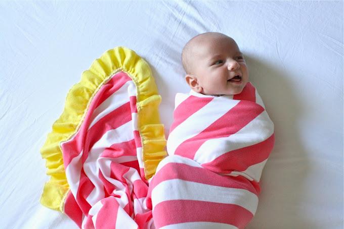 03. Одеяло для новорожденных