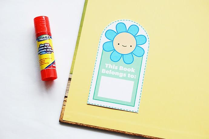 04. Цветочные закладки для книг