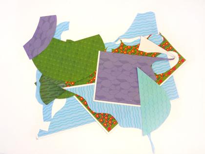 09. Цветная бумага для детей