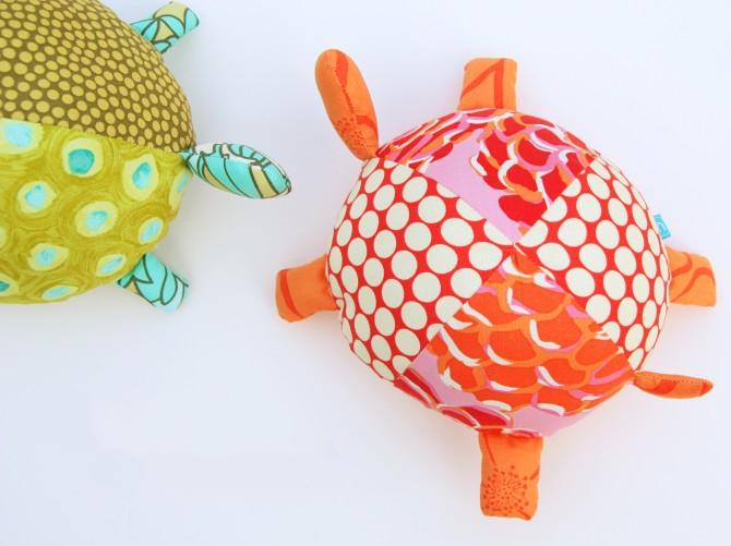 Черепаха игрушка сделать своими руками