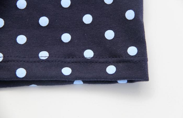 20. Как сшить юбку для девочки трикотаж