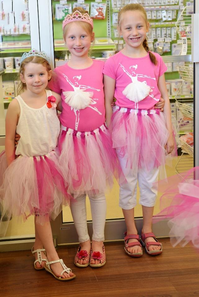 Юбка балерины для девочки