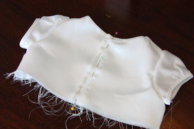 36. Крестильное платье