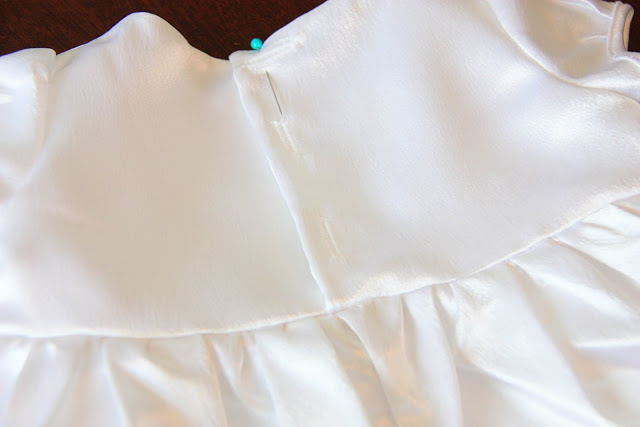 46. Крестильное платье