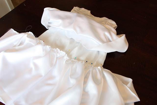 47. Крестильное платье
