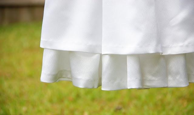 48. Крестильное платье