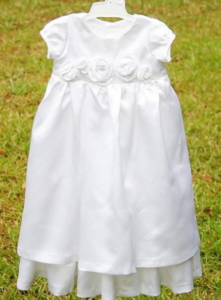 50. Крестильное платье