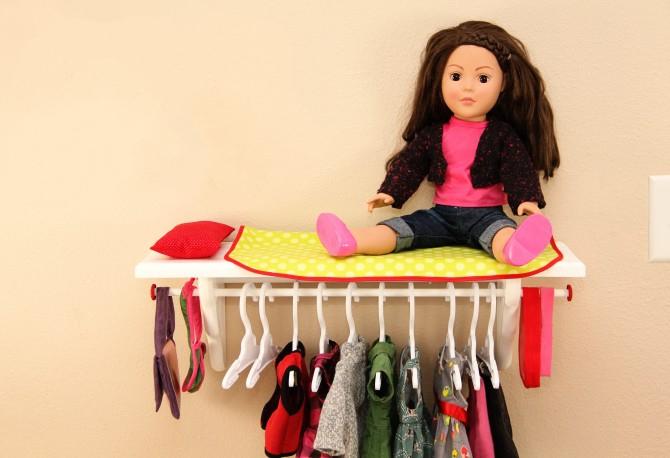 01. Мебель для кукол