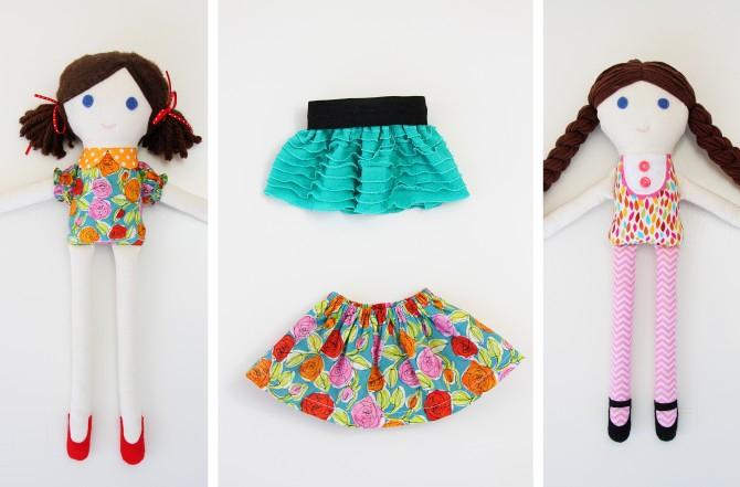 01. Милые куклы своими руками