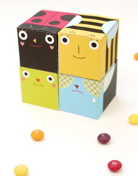 02. Как сделать коробочку