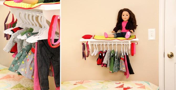 02. Мебель для кукол