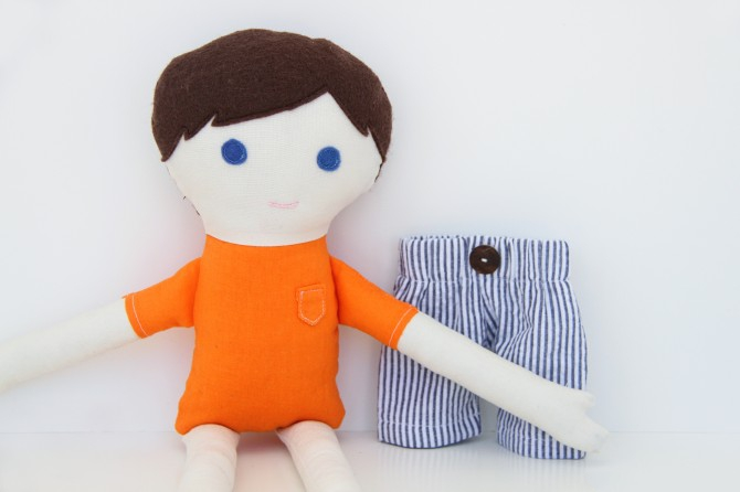 02. Милые куклы своими руками