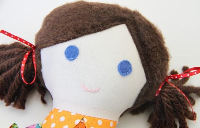 04. Милые куклы своими руками