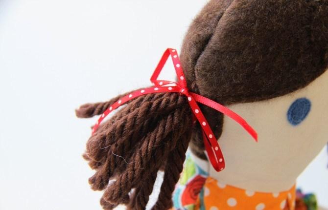 53. Милые куклы своими руками