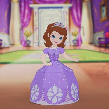 01. принцесса София