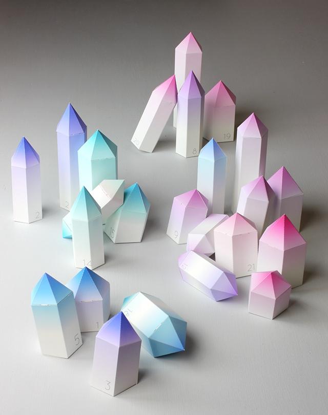 02. Адвент календарь кристаллы