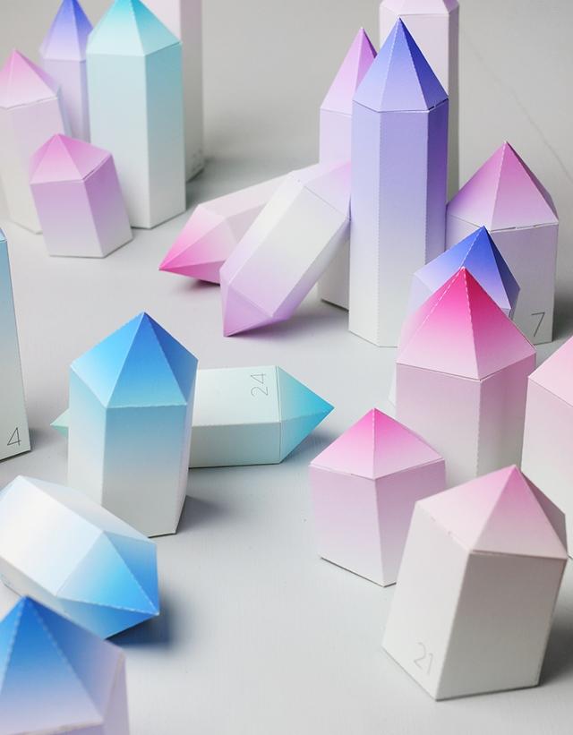 03. Адвент календарь кристаллы