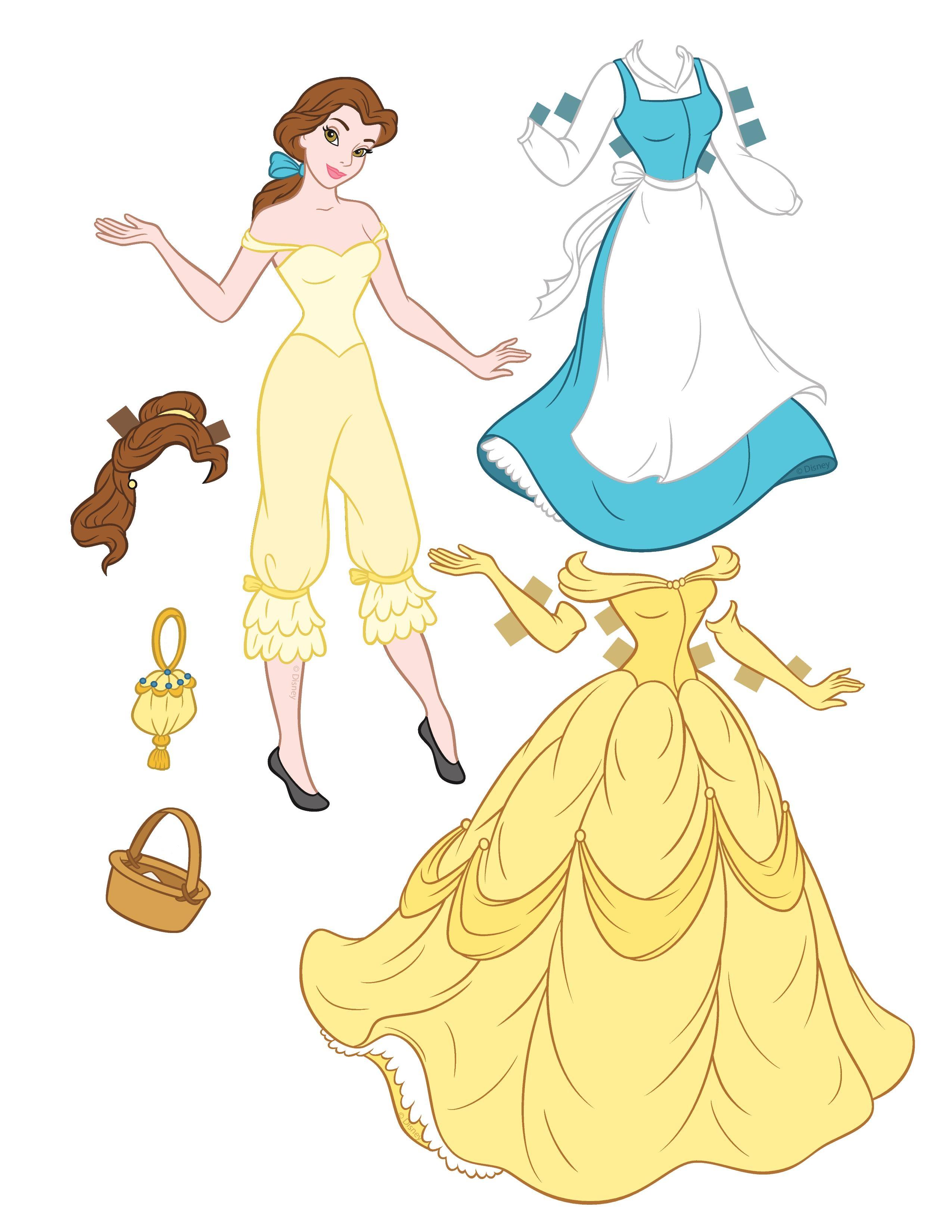 Куклам платья одевать