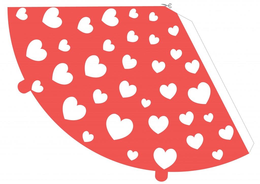 03. День Святого Валентина: праздничный колпак