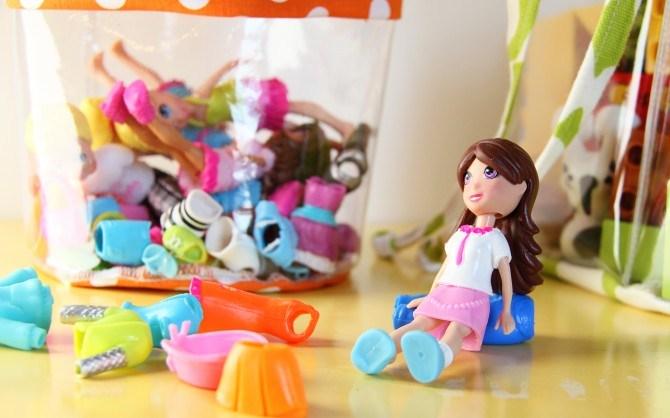 03. Хранение игрушек