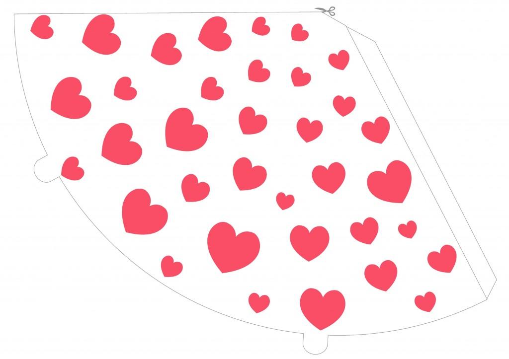 04. День Святого Валентина: праздничный колпак