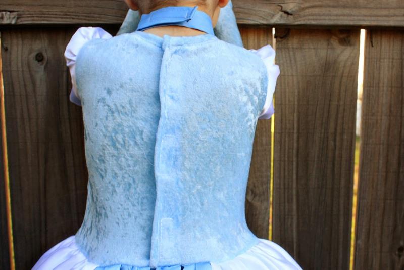 Платье для принцессы своими руками мастер класс