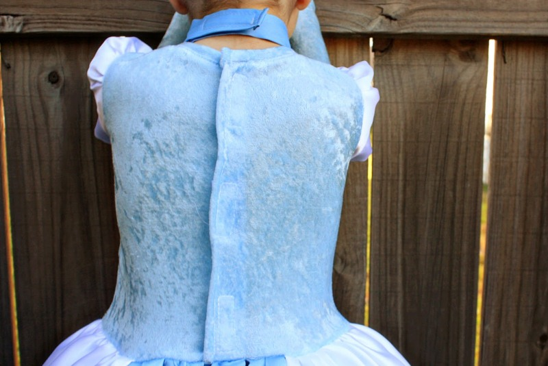 Платье золушка своими руками