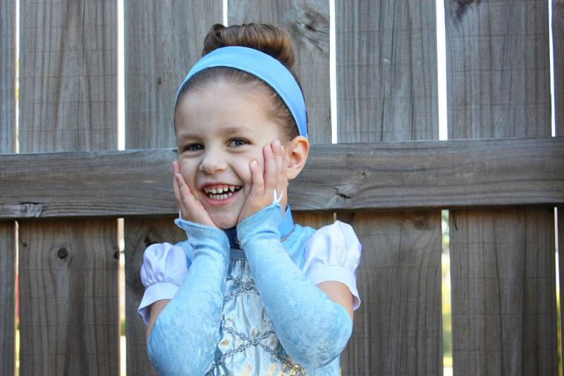Карнавальный костюм своими руками: платье Золушки - photo#14