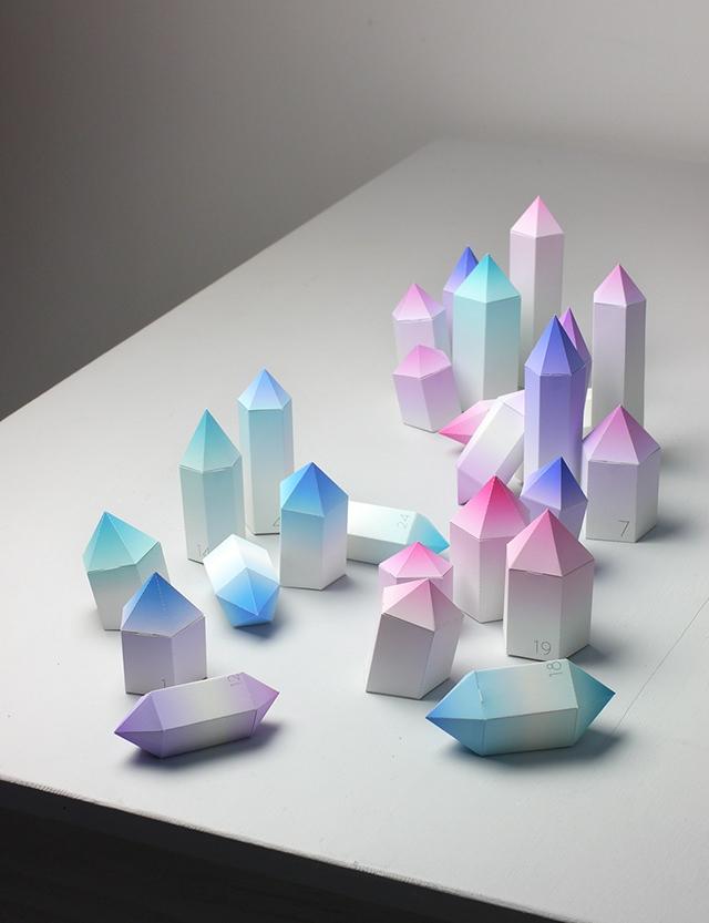 08. Адвент календарь кристаллы
