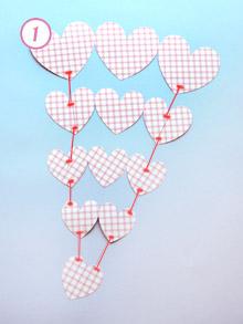 02. День Святого Валентина валентинки фонтан