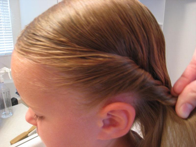 02. Дороти косы для девочек