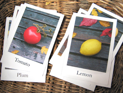 03_фрукты и овощи на английском языке