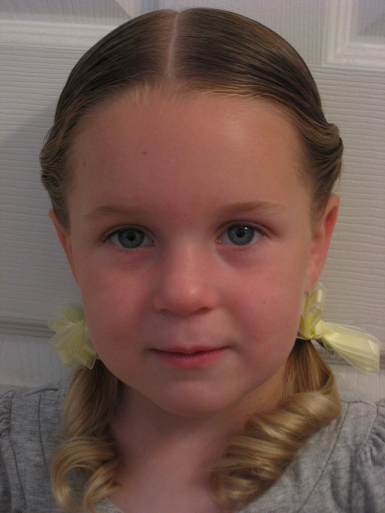 03. Дороти косы для девочек