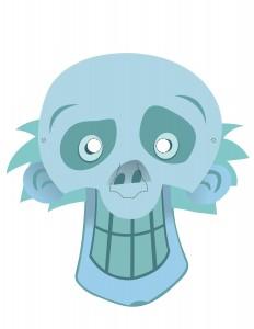 03. Делаем маски на Хэллоуин своими руками