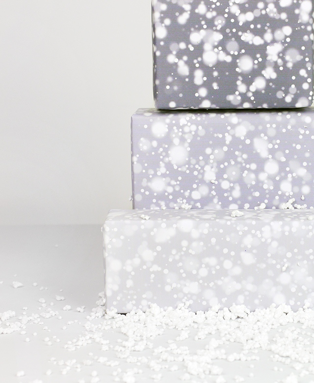 03. Первый снег подарочная упаковка