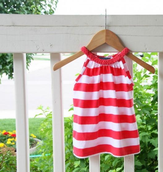 03_сшить детское платье