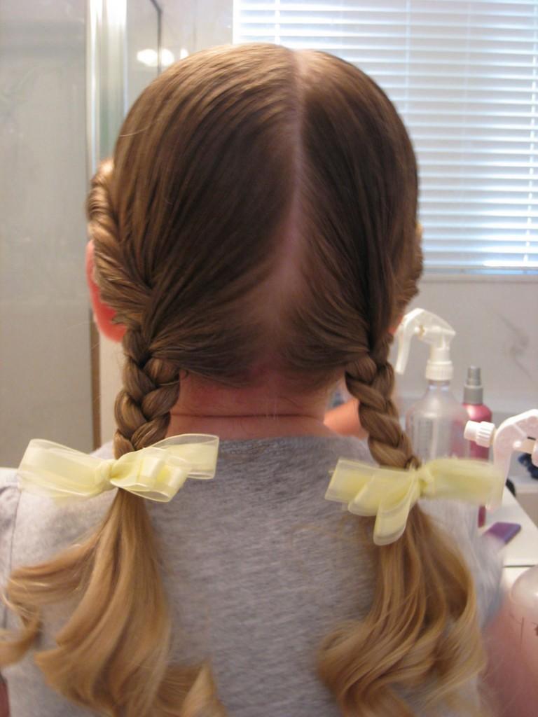 04. Дороти косы для девочек